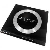 PSP 2000 UMD Door with Steel Ring (Black)