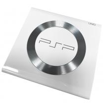 PSP 2000 UMD Door with Steel Ring (White)