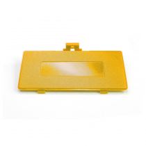 GameBoy Pocket Battery Cover - YELLOW