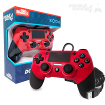 DOUBLE-SHOCK 4 Wired Controller for PS4 - Scarlet Red