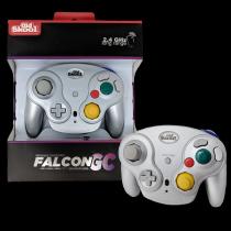 Falcon Wireless Controller for GameCube - SILVER
