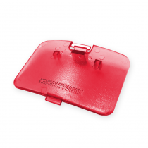 N64 Expansion Port Cover - Watermelon