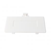 GameBoy Pocket Battery Cover - WHITE