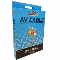 Wii/Wii U AV Cable