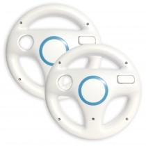 Old Skool Wii Wheel WHITE (BULK)