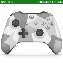 Xbox One Winter Forces Wireless Controller - Refurbished