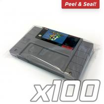 SNES Cartridge Bags [100-PACK]
