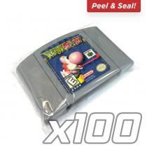 N64 Cartridge Bags [100-PACK]