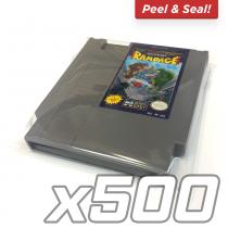 NES Cartridge Bags [500-PACK]