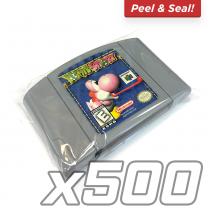 N64 Cartridge Bags [500-PACK]