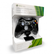 XBOX 360 Wireless Controller with Play & Charge Kit