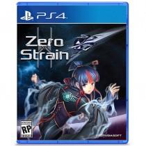 Zero Strain [PlayStation 4] PRE-ORDER